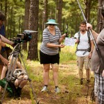 On set - Narration: Into the Woods With You